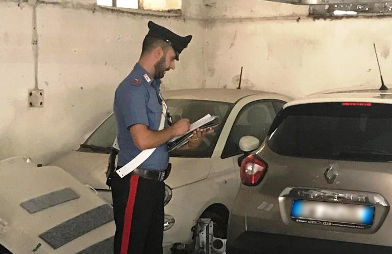 Che Tempo Fa A Casoria tentato furto di auto, due arresti tra napoli e casoria