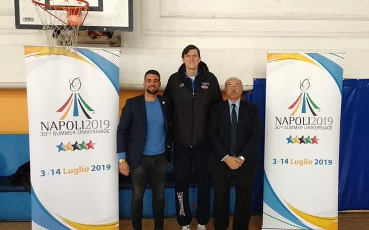 Calendario Universiadi.Universiade Basket Ecco Il Calendario Del Torneo Maschile