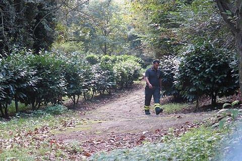 Cadavere trovato impiccato nel parco dei Camaldoli a Napoli